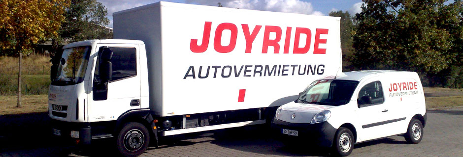 joyride autovermietung. Black Bedroom Furniture Sets. Home Design Ideas